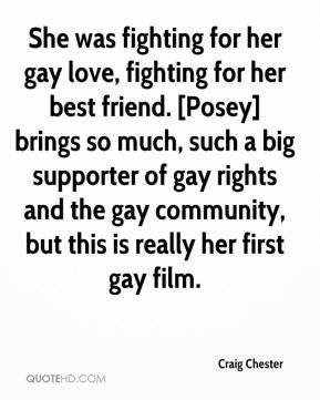 from Callan fight for gay rights quotations