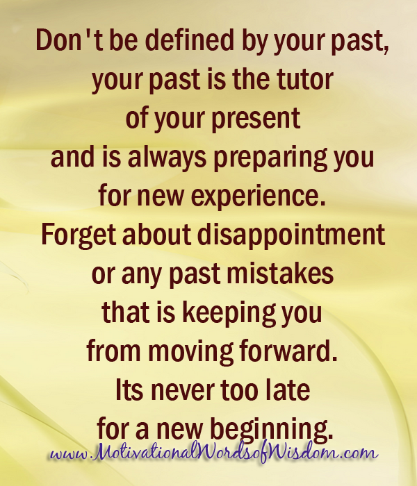 Inspirational Quotes About Failure: Starting A New Life Quotes. QuotesGram
