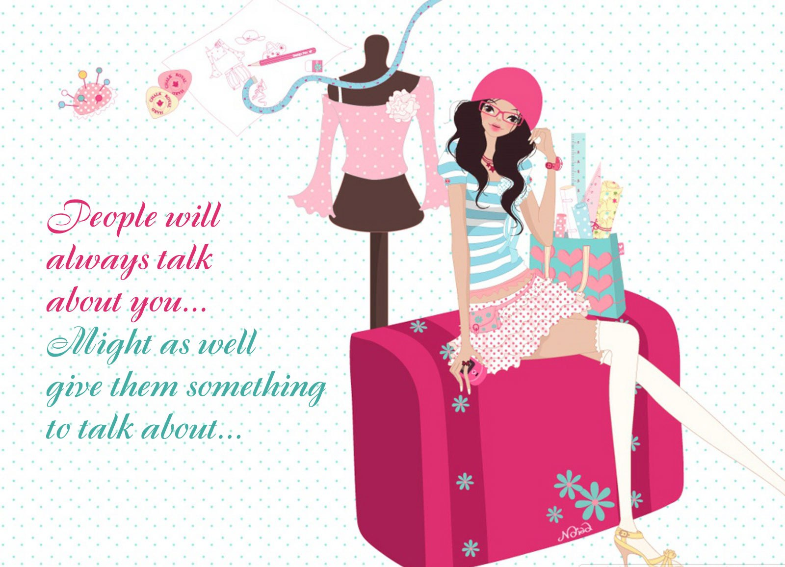 Cool Quotes And Sayings For Girls Quotesgram: Cool Quotes About Girls. QuotesGram