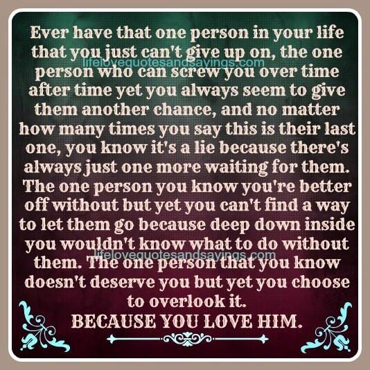 New Love Quotes For Him Quotesgram: I Love Him Because Quotes. QuotesGram