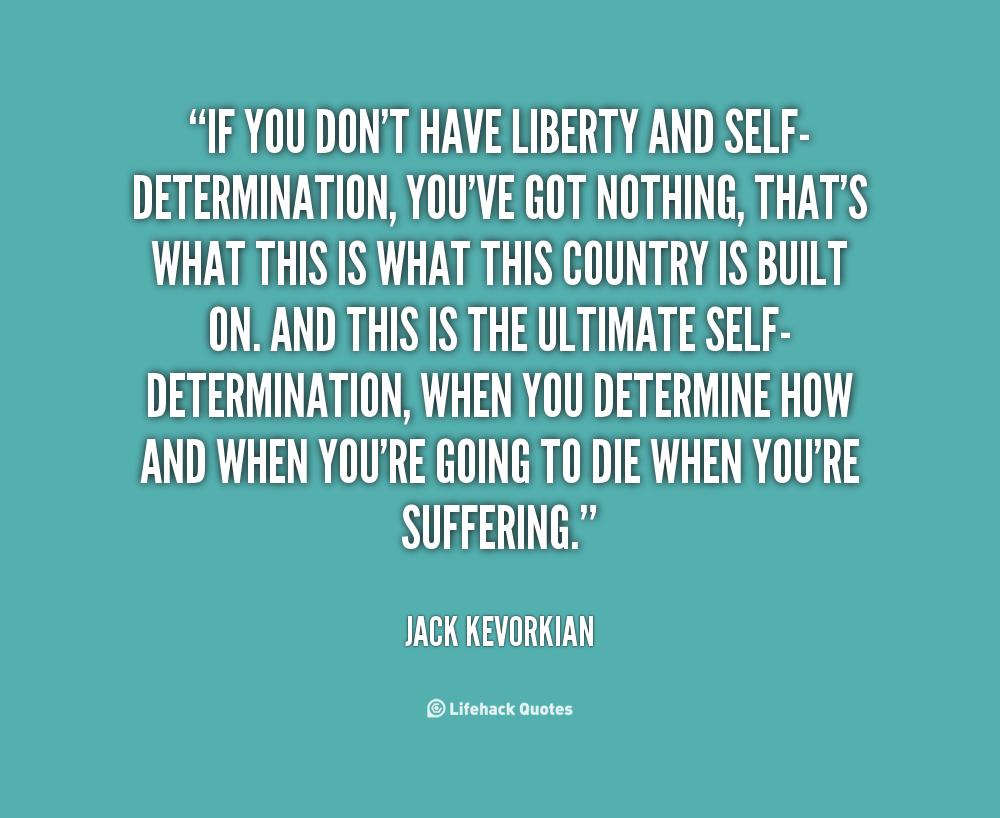 Self Determination Education Quotes. QuotesGram