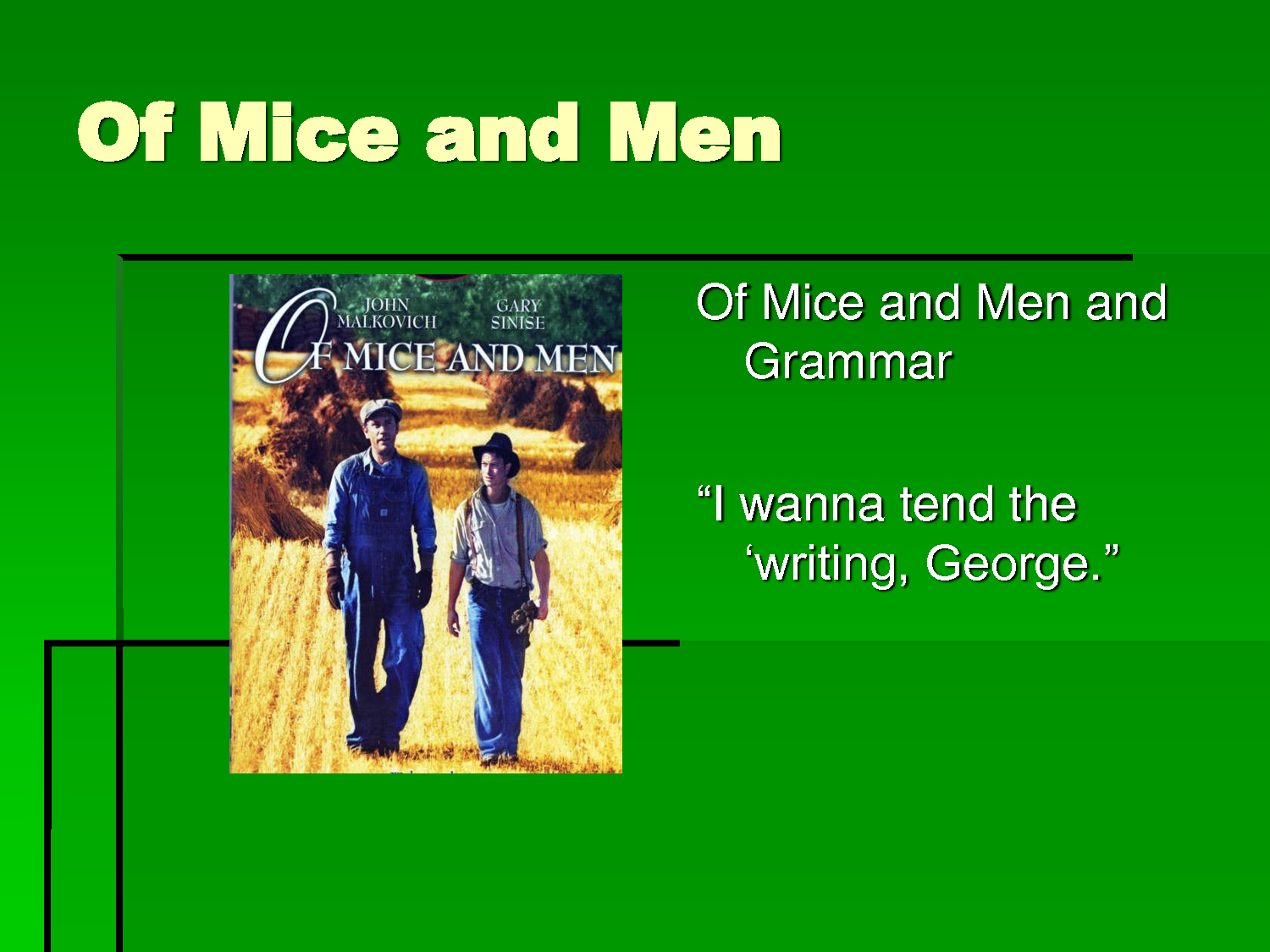 Quotes From Of Mice And Men With Page Numbers. QuotesGram