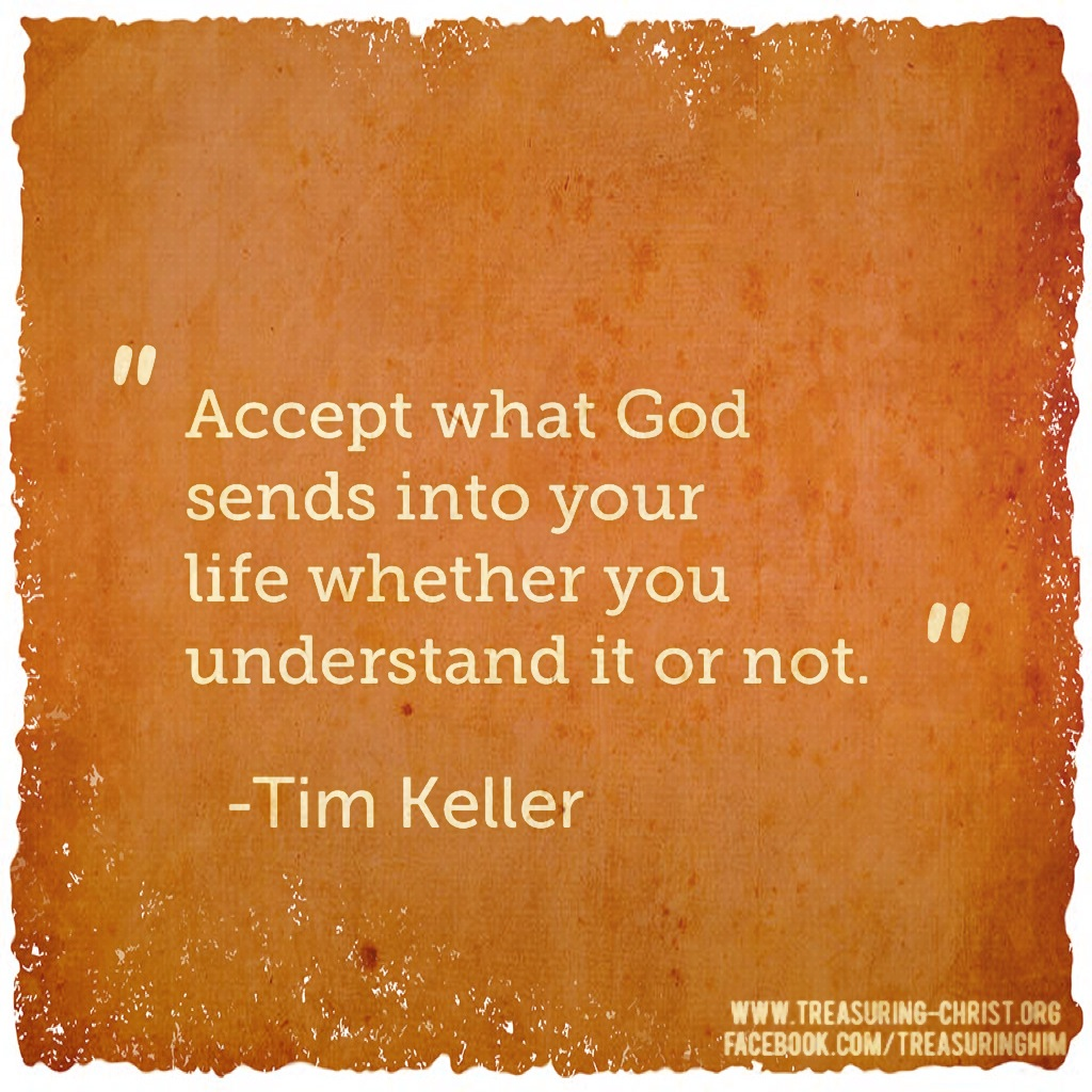 Tim keller marriage
