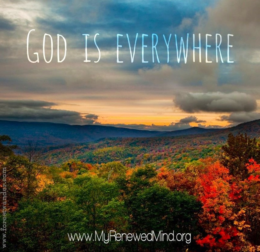 Omnipresence Of God Quotes. QuotesGram
