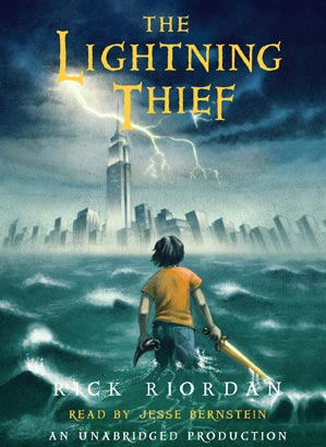 percy jackson and the lightning thief book pdf