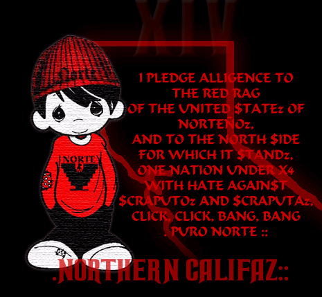 Norte 14 Quotes on Gangster Love Poems 18