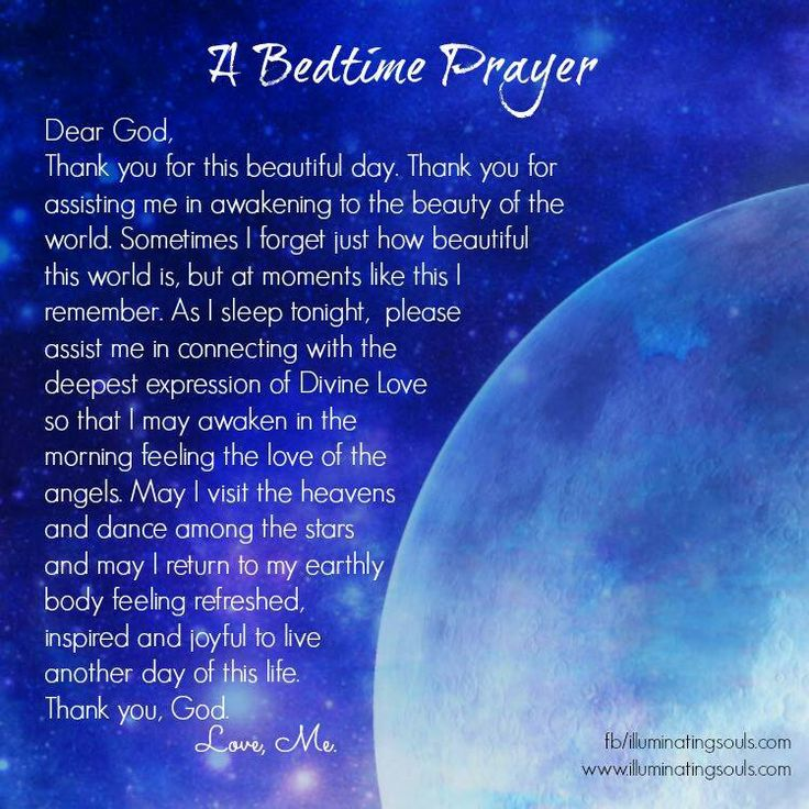 Inspirational Quotes About Positive: Bedtime Prayers Quotes. QuotesGram