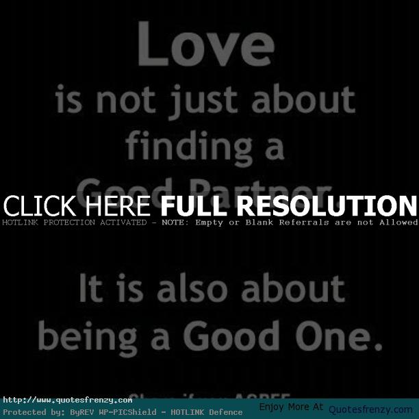 Rebound Relationship Quote About Love: Quotes About Life Partners. QuotesGram