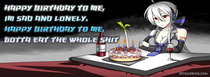 Sad Quotes Happy Birthday. QuotesGram