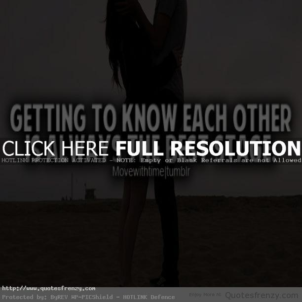 Quotes About Young Love: Young Couple Quotes. QuotesGram