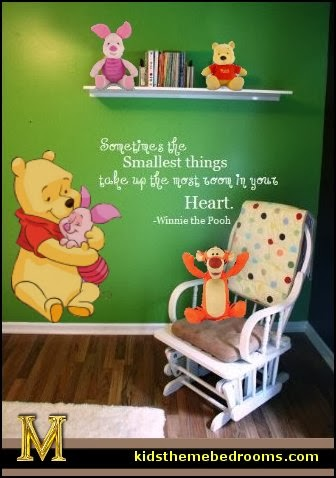 Famous quotes eeyore with butterfly quotesgram for Baby pooh and friends wall mural
