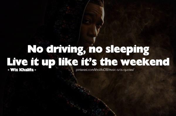 Positive Quotes Wiz Khalifa. QuotesGram