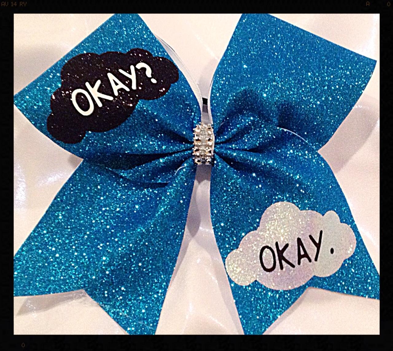 Bows cute cheer quotes quotesgram - Cute cheer bows ...