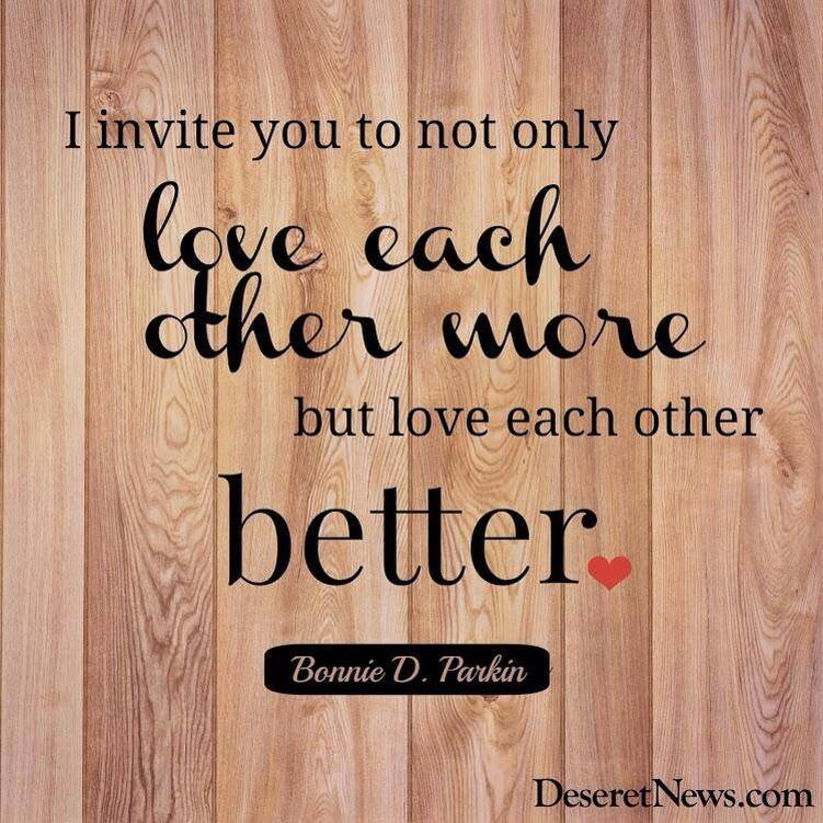 Jesus Love Each Other: Relief Society Sisterhood Quotes. QuotesGram