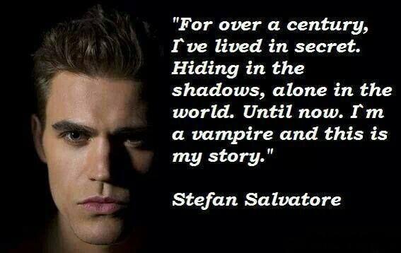 Stefan Quotes. QuotesGram