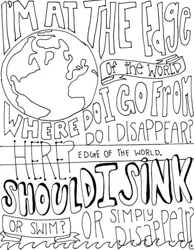 D Line Drawings Quotes : Drawings of band quotes quotesgram