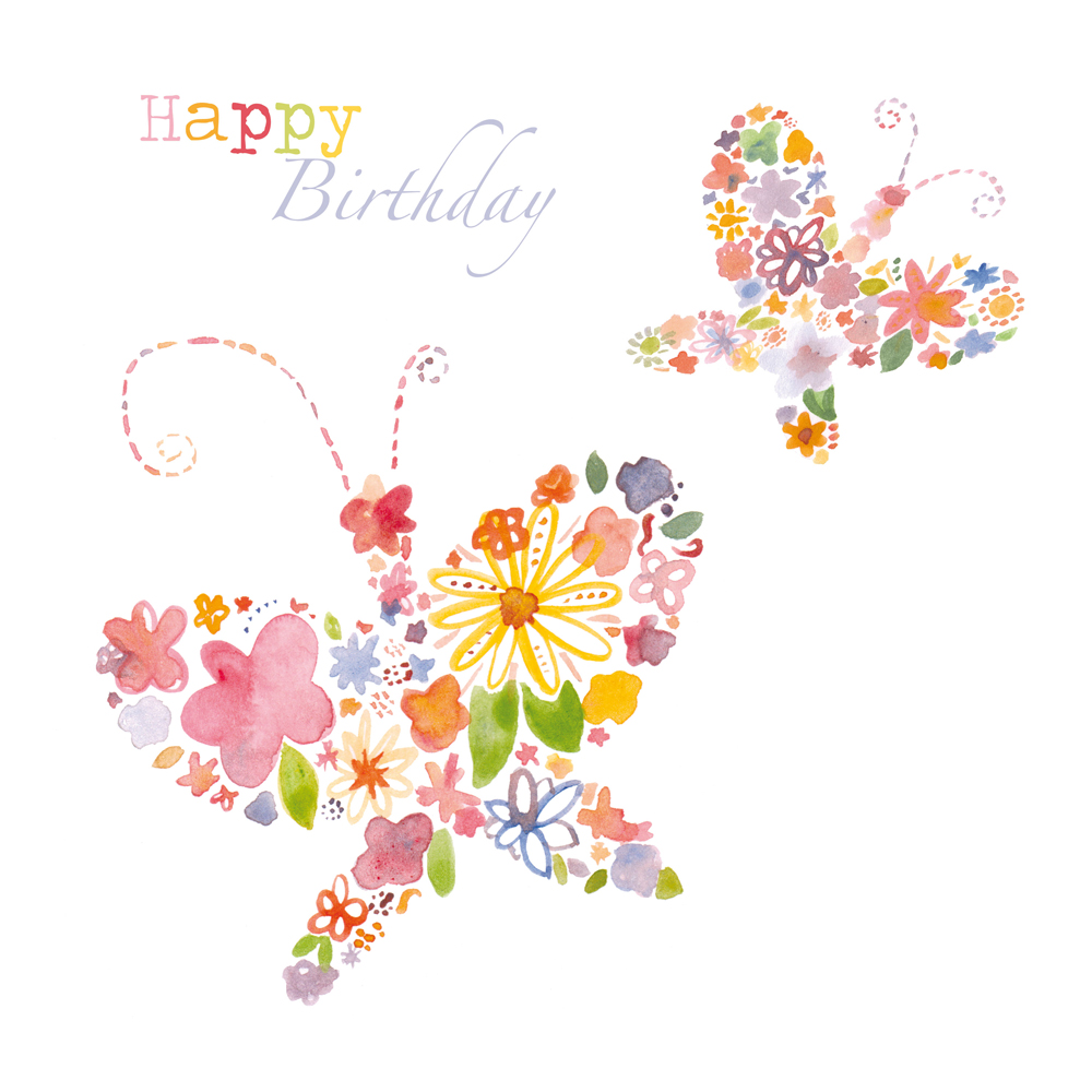 Birthday Butterfly Quotes. QuotesGram