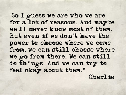 Perks Of Being A Wallflower Quotes. QuotesGram