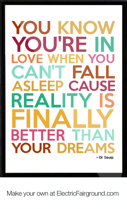 Quotes About Love Dr Seuss : Dr Seuss Quotes About Love. QuotesGram