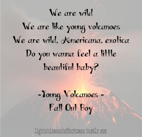 dormant volcano quotes