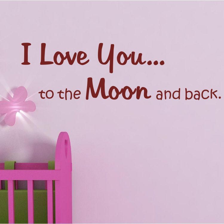 I Miss You To The Moon And Back Quotes: I Love You To The Moon And Back Baby Quotes. QuotesGram