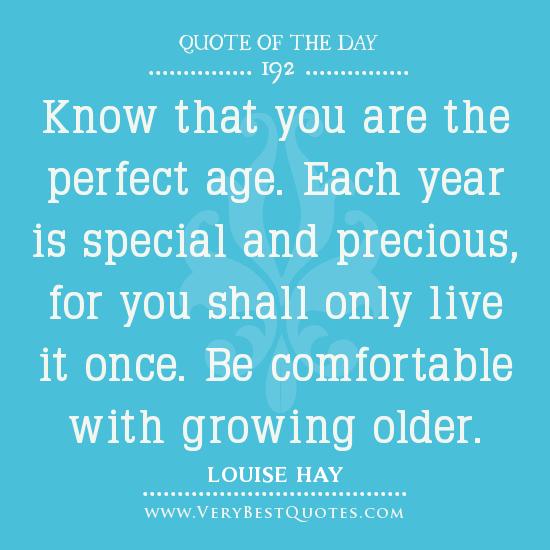 Aging Quotes: Age Quotes. QuotesGram