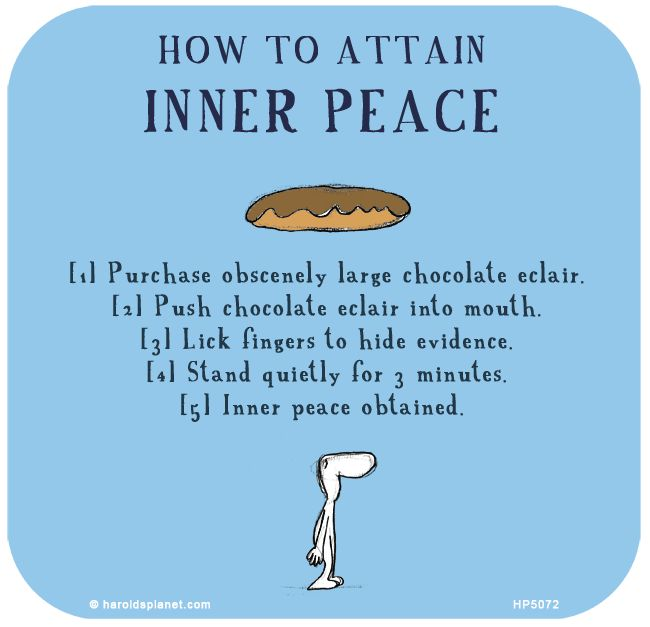 Inner Peace Quotes Funny. QuotesGram