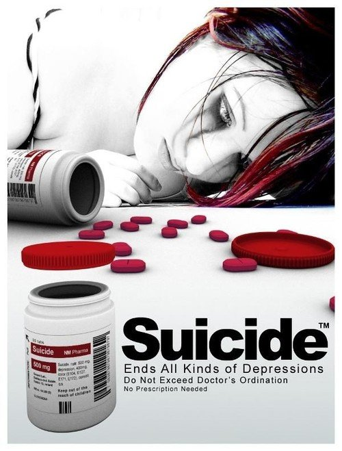 Funny Quotes About Suicide. QuotesGram