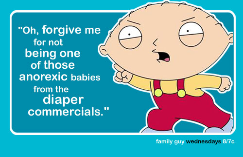 the funniest family guy quote everyone you meet