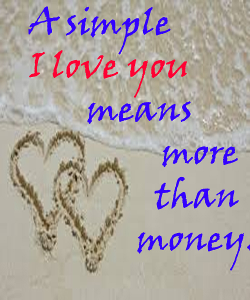 I Love You More Than Quotes: Simple I Love You Quotes. QuotesGram