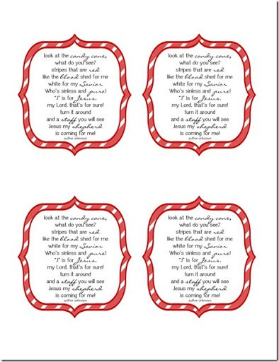 Candy Cane Sayings Or Quotes. QuotesGram