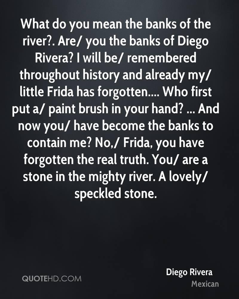 Diego Rivera Quotes. QuotesGram