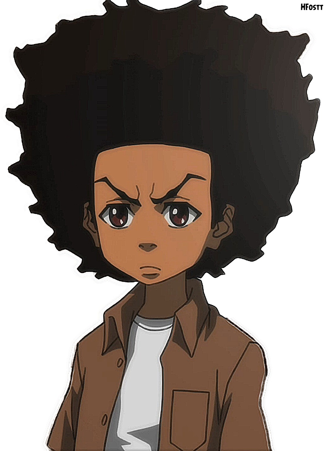 Huey Freeman Quotes About Life Quotesgram