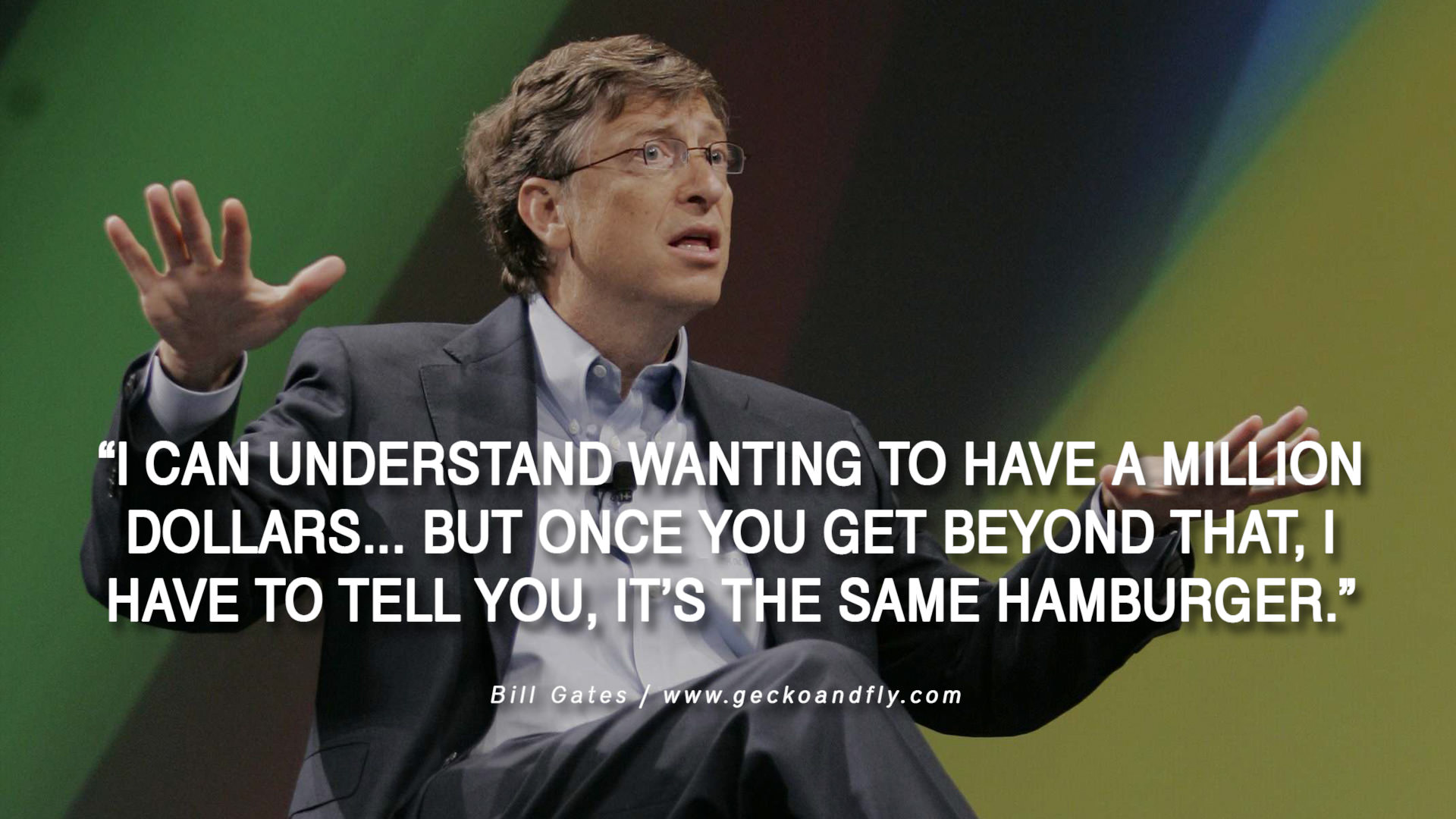 leadership qualities of bill gates essays