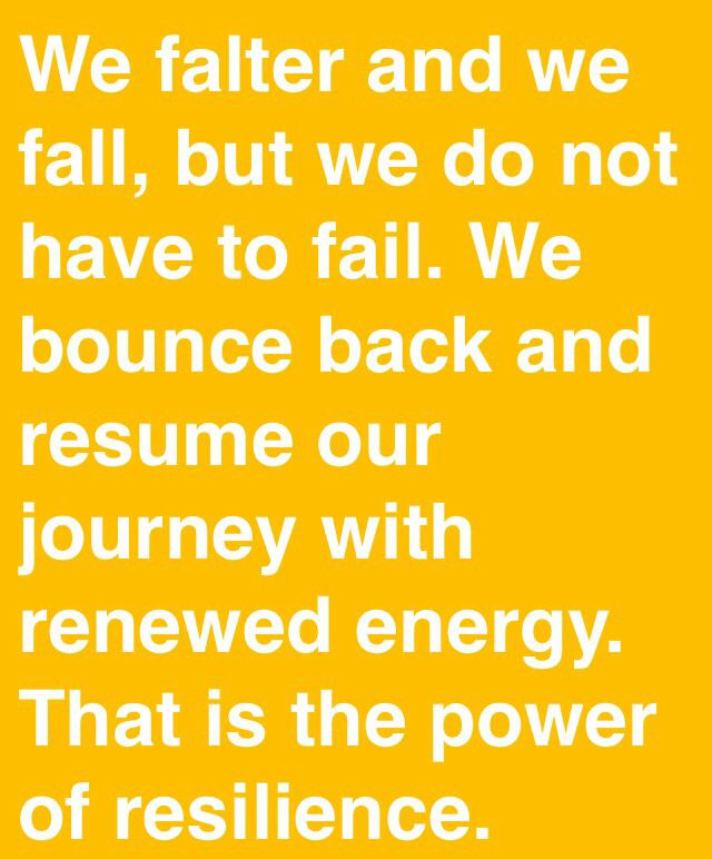Resilience Quotes: Motivational Quotes About Resilience. QuotesGram