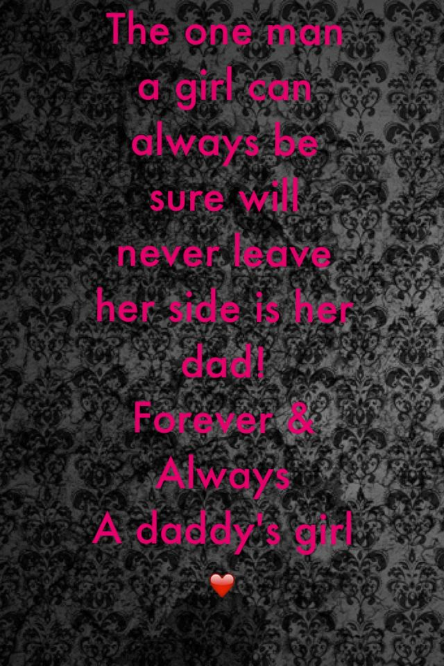 Quotes About Daddys Girl. QuotesGram