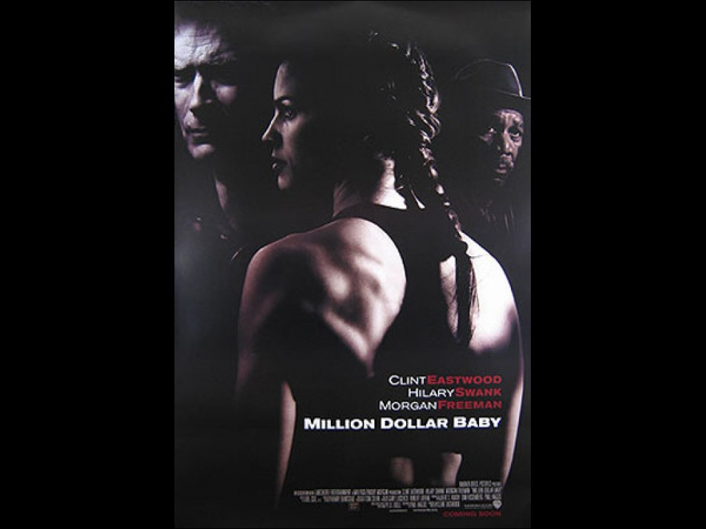 Million Dollar Baby Movie Quotes. QuotesGram