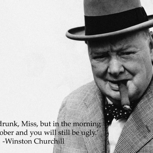 Quotes On Winston Churchill: Winston Churchill On Islam Quotes. QuotesGram