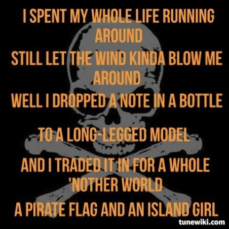 Pirate Flag Kenny Chesney Quotes. QuotesGram