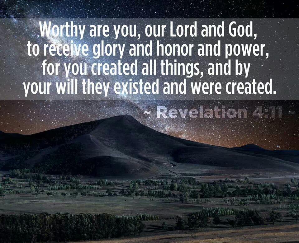Bible Quotes From Revelations