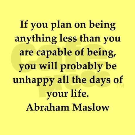 Quotes By Abraham Maslow Quotesgram