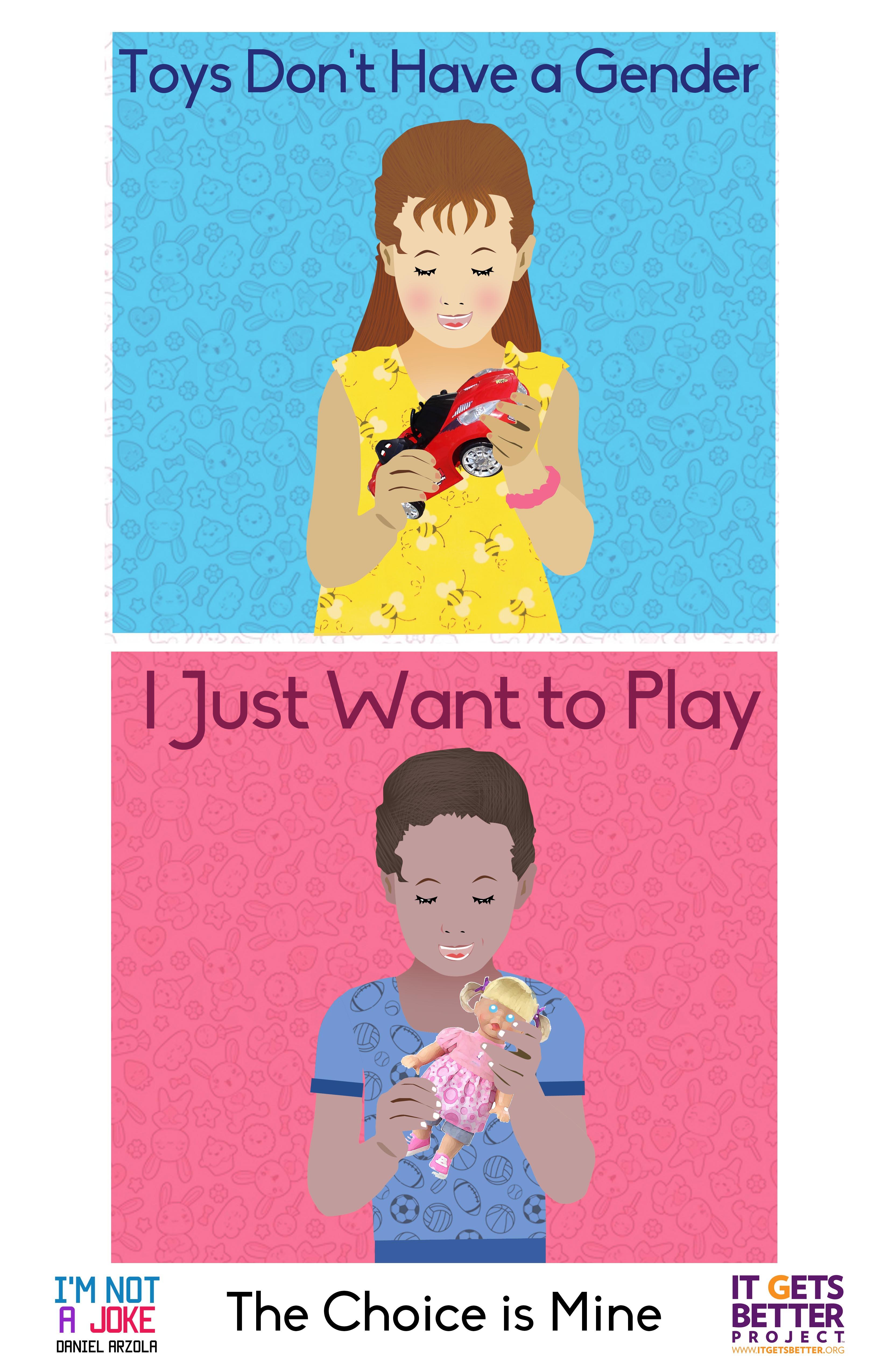 gender stereotypes begin in childhood essay