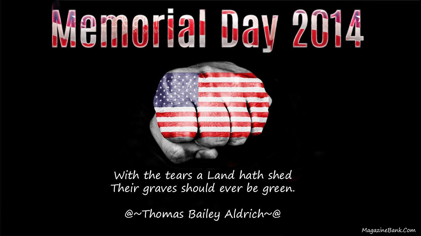 Memorial Day Poems And Quotes Quotesgram