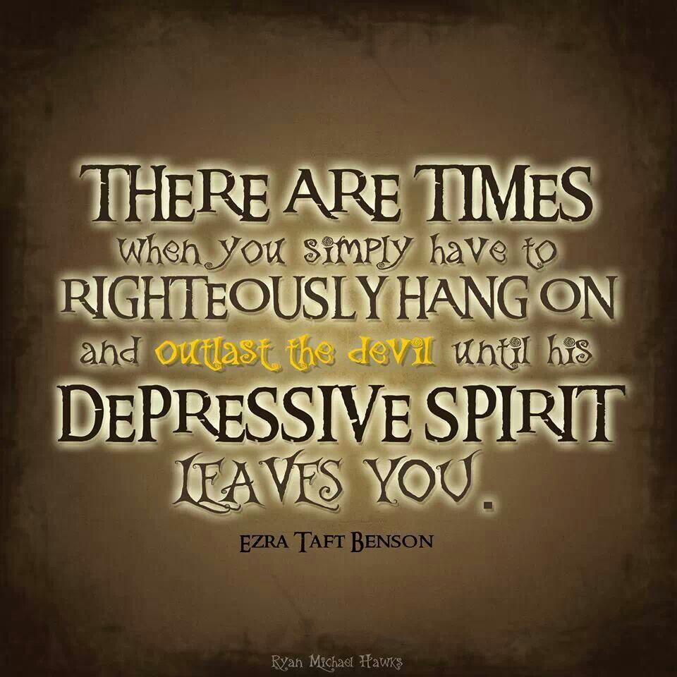 Depression Quotes Tattoos Quotesgram: Lds Quotes On Depression. QuotesGram