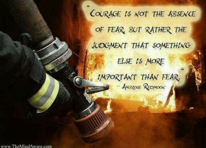 Firefighter Quotes About Courage. QuotesGram