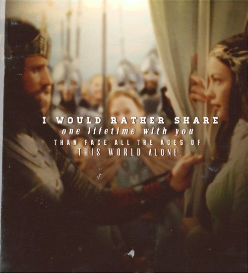 Rings With Quotes On Them Quotesgram: Aragorn Lord Of The Rings Quotes. QuotesGram