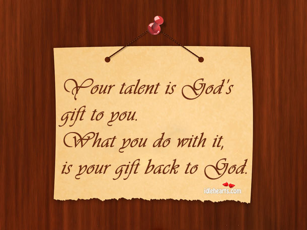 Talent Is More Important Quotes. QuotesGram