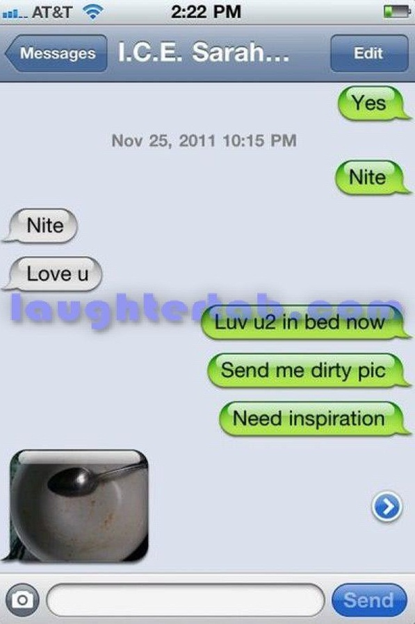 Dirty Funny Quotes Picture Message. QuotesGram
