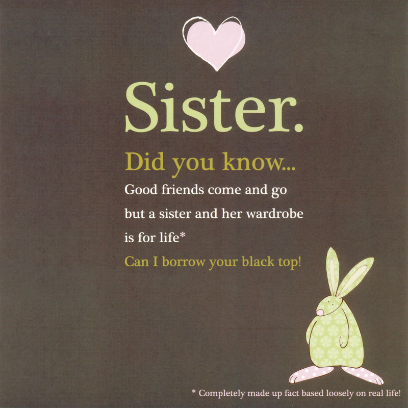 Sister Birthday Wishes Quote: Happy Birthday Little Sister Quotes. QuotesGram