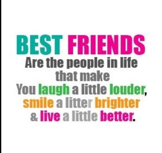 Best Quotes On Smile For Friends: I Miss My Bestie Quotes. QuotesGram